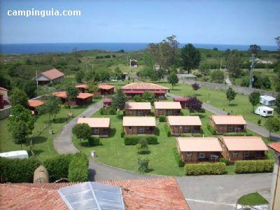 Camping palacio de gara a con opiniones nueva de llanes for Camping en llanes con piscina